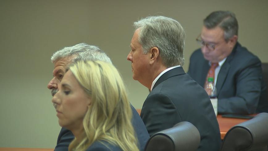 Former DeKalb County police officer not guilty of murdering veteran
