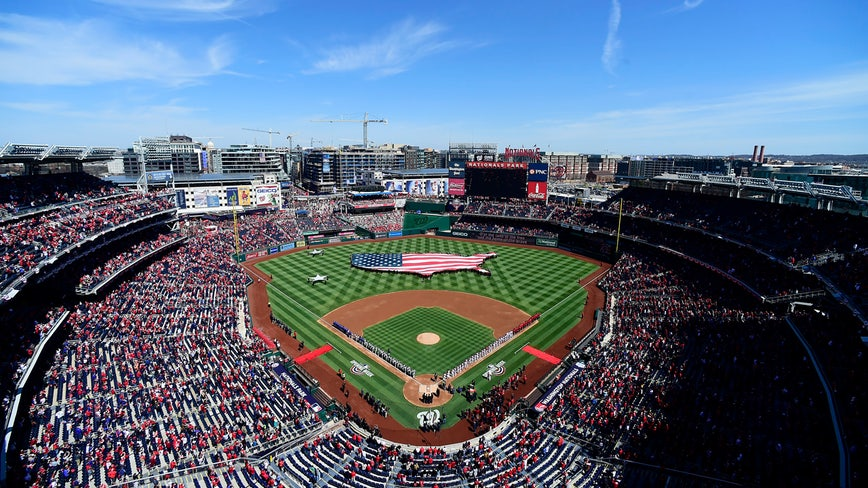 When to watch the Washington Nationals in the World Series on FOX 5