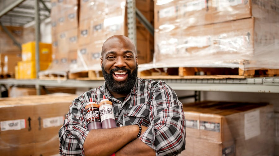 Capital City Mambo Sauce co-owner Charles Jones dies at 46