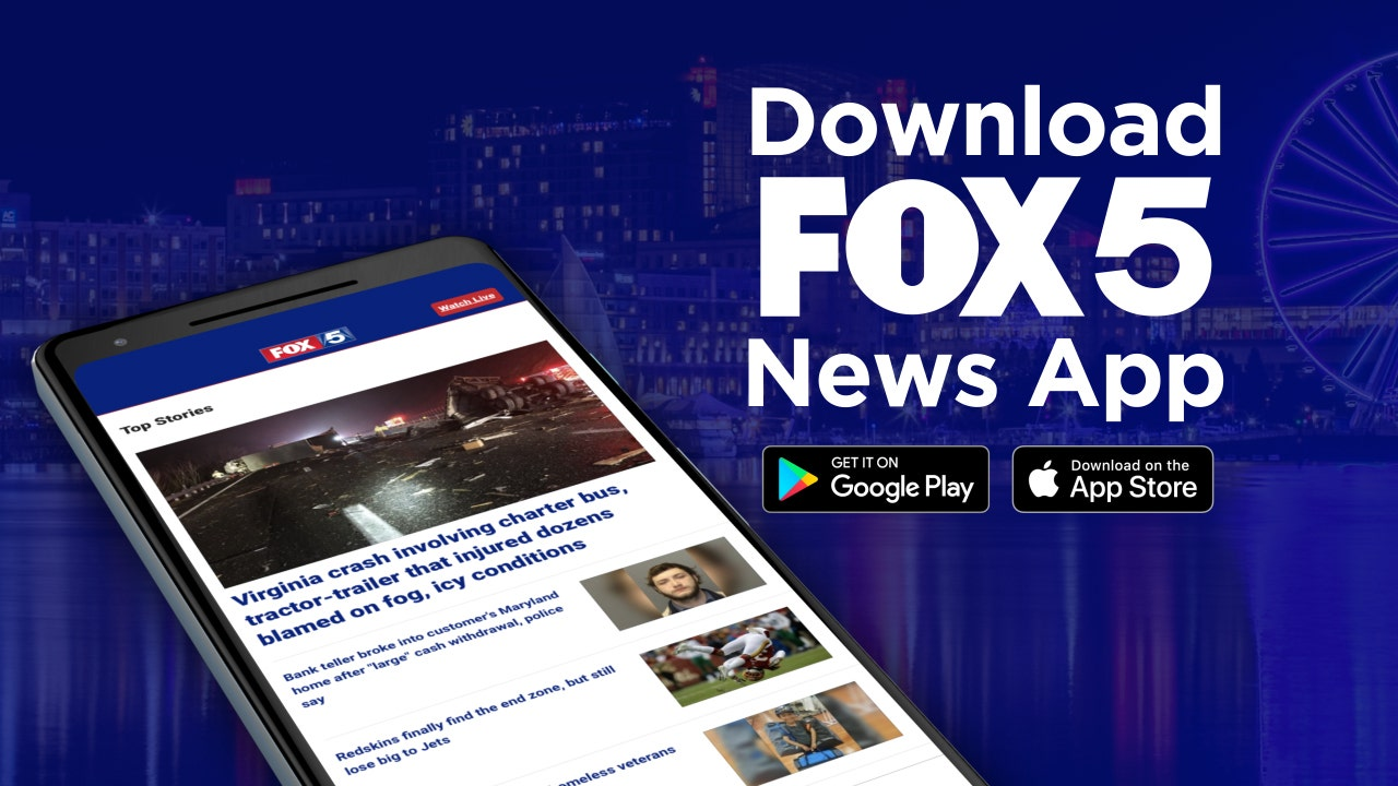 Download the FOX 5 News App