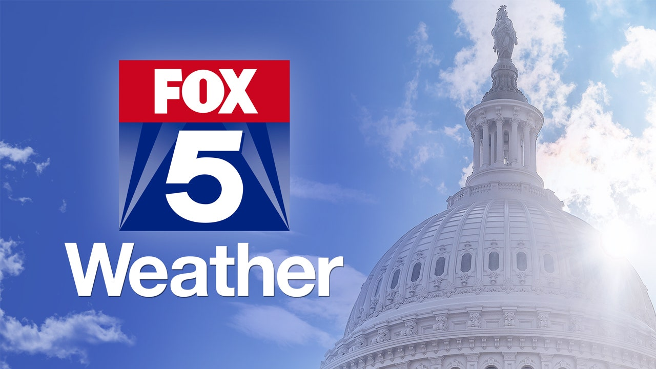 Download the FOX 5 Weather App!