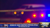 Woman remains in grave condition after dog attack in Prince George's County
