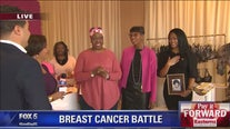 Cherry Blossom Intimates helping women with cancer