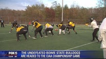 Undefeated Bowie State Bulldogs headed to CIAA championship game
