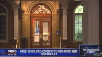 Ballet school exec accused of stealing thousands