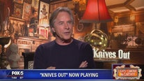 Don Johnson talks Knives Out