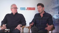 Tracy Letts, Jon Bernthal talk Ford v Ferrari