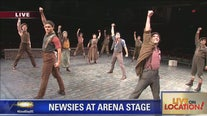 Disney musical Newsies LIVE at Arena Stage in DC