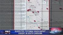 Suspected Potomac River Rapist arrested