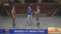 Disney musical Newsies takes over Arena Stage