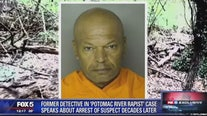 Suspected Potomac River Rapist caught in South Carolina