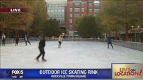 Fox 5 heads to Rockville ice skating rink