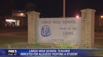 Largo High School teacher and student clash in video