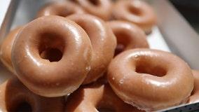 How much does the Krispy Kreme 'Doughnut Guy' make?