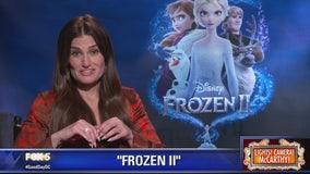 Frozen 2 stars Idina Menzel and Kristen Bell