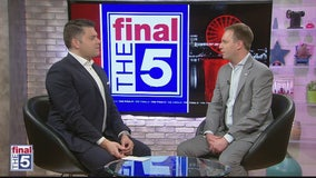Iraq War vet on the state of veterans' health care