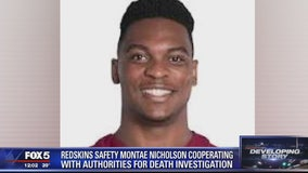 Redskins safety cooperating with investigation according to report
