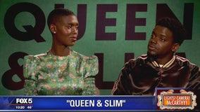 Daniel Kaluuya, Jodie Turner-Smith star in Queen and Slim