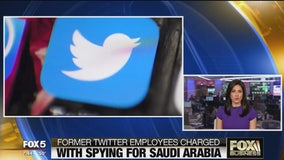 Prosecutors say 2 former Twitter employees spied for Saudis