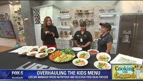 Overhauling the Thanksgiving Day kids menu