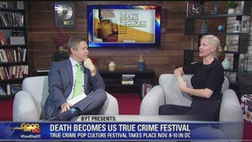 Death Becomes Us: A True Crime Festival back in DC