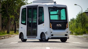 Self-driving shuttle coming to Fairfax County
