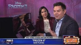 Frozen 2 screenwriters Robert Lopez and Kristen Anderson-Lopez