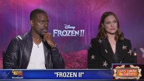 Evan Rachel Wood, Sterling Brown star in Frozen 2