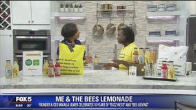 Me and The Bees Lemonade founder talks about her journey on FOX 5