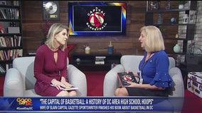 Wife of slain Capital Gazette sportswriter John McNamara finishes his book about basketball in DC