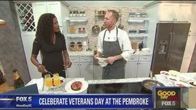 Celebrate Veterans Day at the Pembroke