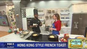 Hong Kong French Toast with Chef Tarik