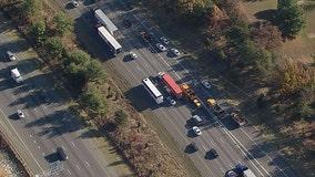 Body found along Interstate 95 in Laurel