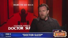 Ewan McGregor stars in Doctor Sleep