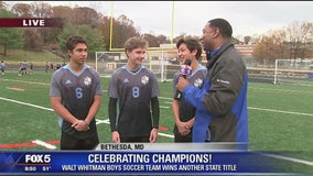 Walt Whitman boys soccer won another state title