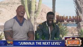 Kevin Hart, Dwayne 'The Rock' Johnson in Jumanji: The Next Level