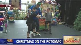 Live on Location: Christmas on the Potomac