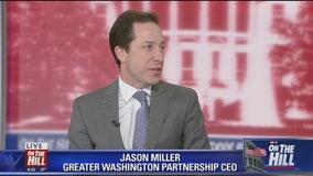 American Legion Bridge on Fox 5 News On The Hill
