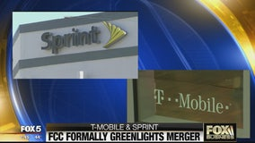 FOX Business Beat: FCC approves T-Mobile-Sprint merger; Frozen 2 High Expectations