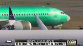 FOX Business Beat: Boeing Stock Soars; Disney Plus Debuts