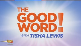 Gospel singer Jumbo Aniebiet joins Tisha Lewis on The Good Word