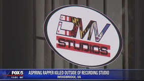 Aspiring DC rapper shot to death outside Prince William County recording studios