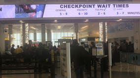 TSA projects record-breaking travel for Thanksgiving