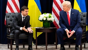 President Trump releases summary transcript of call with Ukraine President-elect Volodymyr Zelenskiy