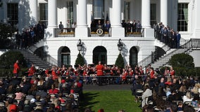 Multiple Nationals players no-shows for White House event