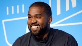Kanye West says he's running for president in 2024