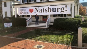 Leesburg temporarily changes name to 'Natsburg' to celebrate World Series champion Nationals
