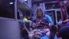Deputies: Deltona mother overdoses on heroin on I-4 with 3 kids in van