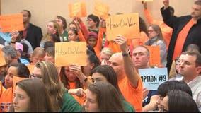Community weighs in on new Seneca Valley High School in upper Montgomery County