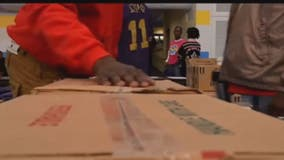 Project GiveBack providing Thanksgiving meals for thousands of DMV families